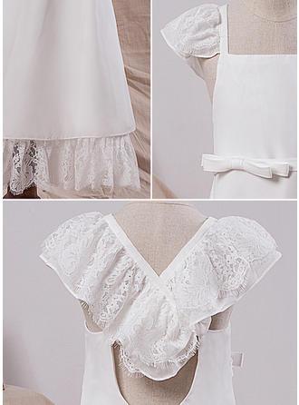 lilac flower girl dresses cheap