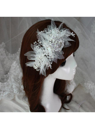 "Hairpins Wedding/Casual/Party/Art photography Rhinestone 5.91""(Approx.15cm) 2.36""(Approx.6cm) Headpieces"