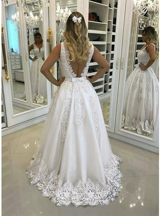 plus size wedding dresses with pockets
