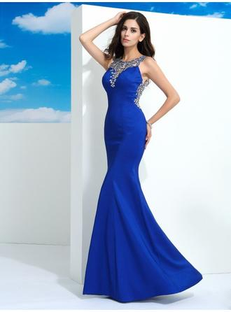 blue and silver prom dresses