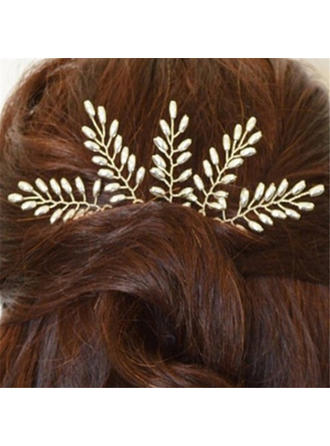 Mode Faux-Perlen Haarnadeln (In Einem Stück Verkauft)