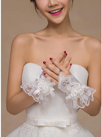 Lace Ladies' Gloves Bridal Gloves Fingerless 18cm(Approx.7.09inch) Gloves