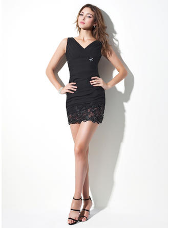 lace cocktail dresses with sleeves australia