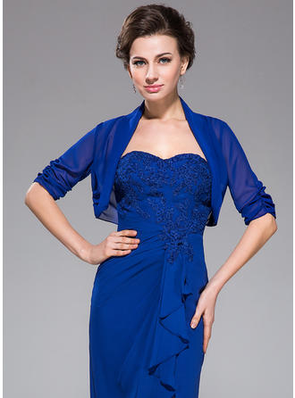 spring mother of the bride dresses with jacket