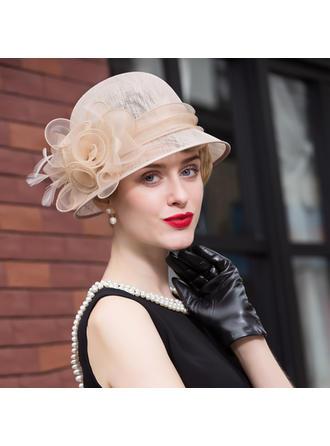 Cambric Bowler/Cloche Hat Unique Ladies' Hats