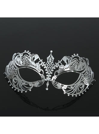 Beautiful Alloy Masks (Sold in single piece)