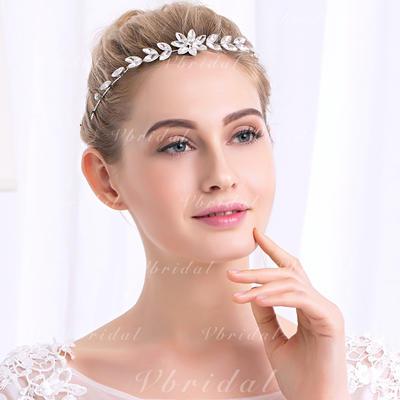 ободки свадьба/партия горный хрусталь/сплав Ницца Дамы Украшения для волос (042124306)