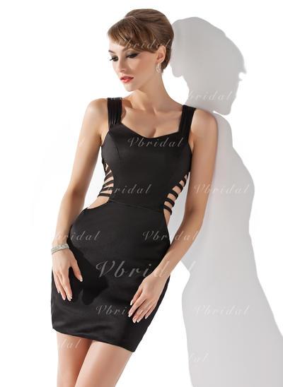 シース Fashion サテン General Plus カクテルドレス (016021179)
