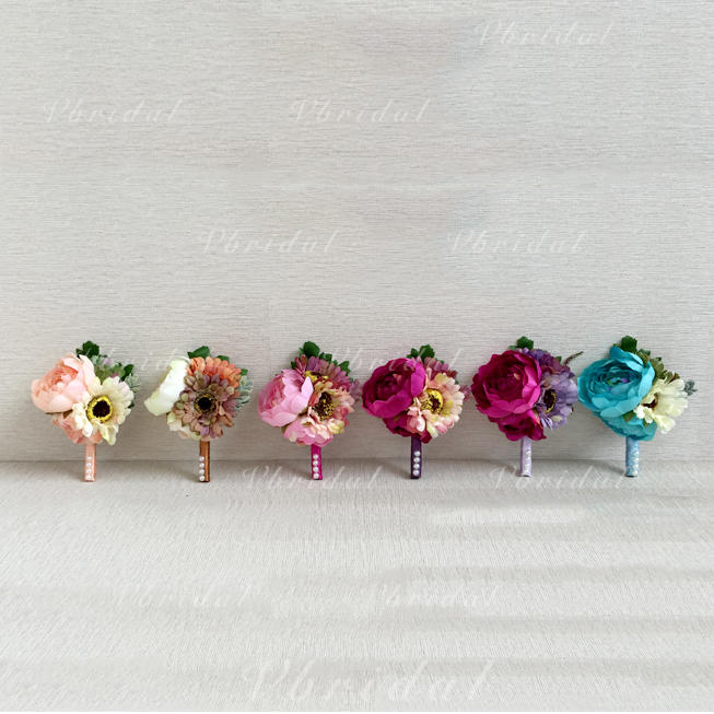 Flower Sets Wedding/Party Artificial Silk 4.33\