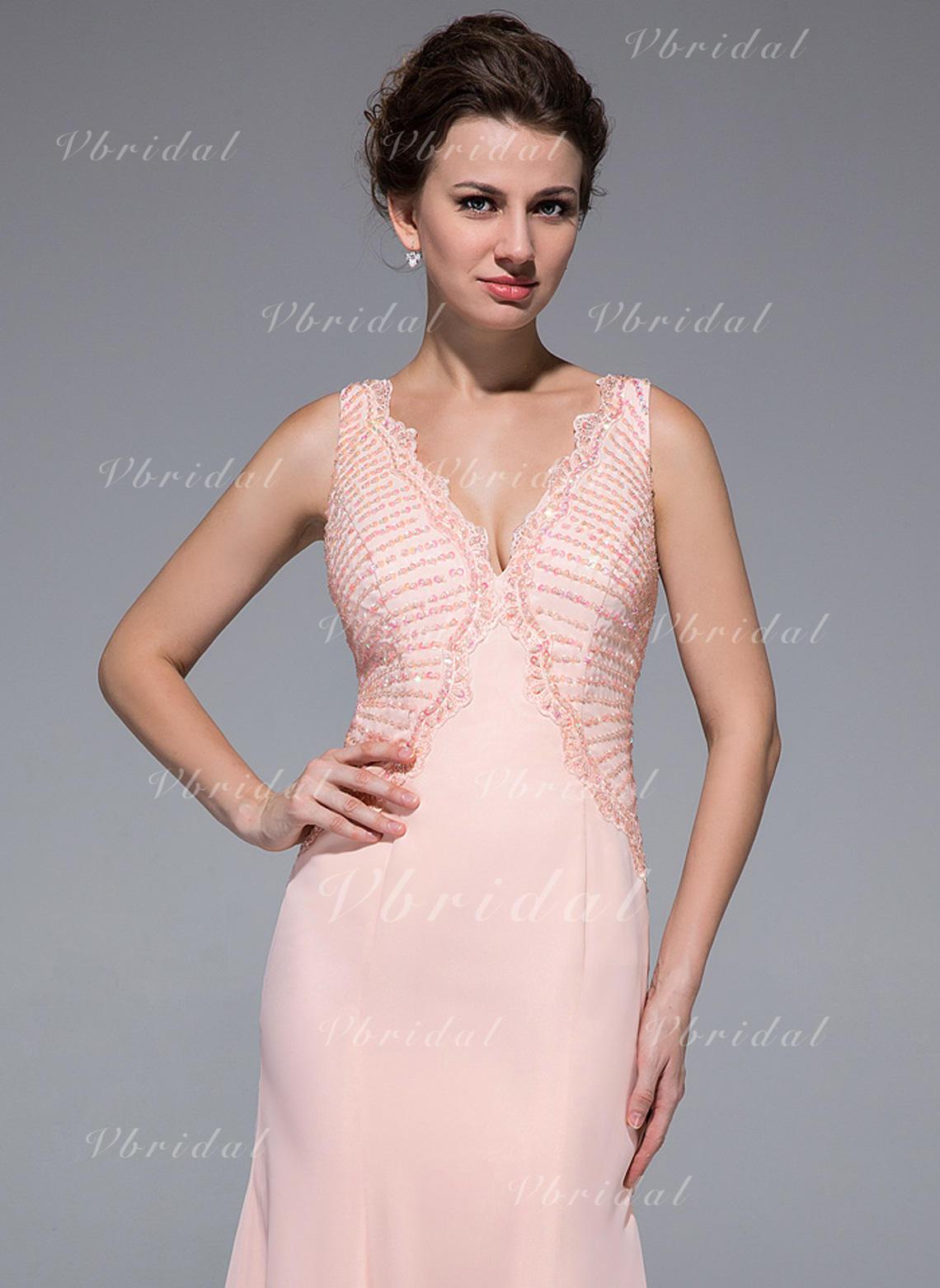 Excepcional Vestidos De Fiesta Sirena Trompeta Motivo - Colección de ...
