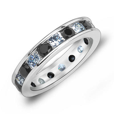 Rings Zircon/Platinum Plated Ladies' Simple Wedding & Party Jewelry (011166716)