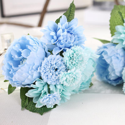 "Bridesmaid Bouquets/Decorations Free-Form Wedding Fabric 10.63""(Approx.27cm) Wedding Flowers (123189954)"