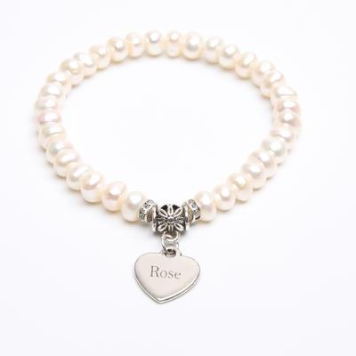 """Armbänder Perle Damen Individualisiert 2.76""""(Ungefähre 7cm) Hochzeits- & Partyschmuck (011164732)"""
