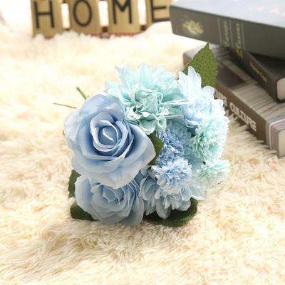"Bridesmaid Bouquets/Decorations Free-Form Wedding Fabric 11.8""(Approx.30cm) Wedding Flowers (123189949)"