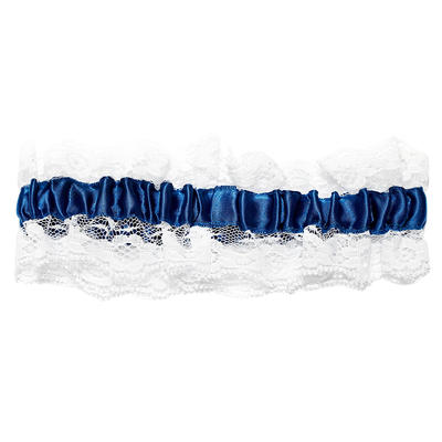 Garters Women Wedding/Special Occasion Satin/Lace Hand wash only. Sorted with underwear./Color & Style representation may vary by monitor Garter (104195976)