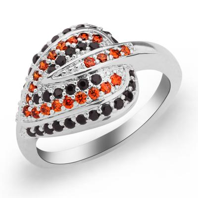Rings Copper/Zircon/Platinum Plated Ladies' Unique Wedding & Party Jewelry (011165400)