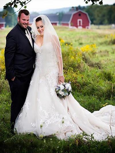 2019 New Court Train A-Line/Princess Wedding Dresses Sweetheart Tulle Sleeveless (002147995)