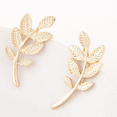 Earrings Alloy Pierced Ladies' Elegant Wedding & Party Jewelry (011166851)
