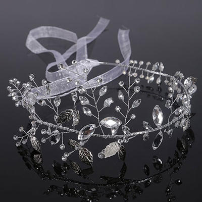 "Headbands Wedding Alloy/Imitation Pearls 15.75""(Approx.40cm) 3.94""(Approx.10cm) Headpieces (042159015)"