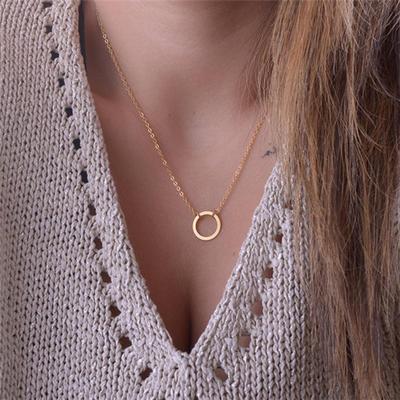 Halsketten Legierung Damen Anhänger hängende Halsketten Hochzeits- & Partyschmuck (011165772)