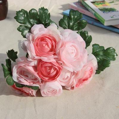 "Decorations Free-Form Wedding Fabric 9.85""(Approx.25.5cm) Wedding Flowers (123189478)"
