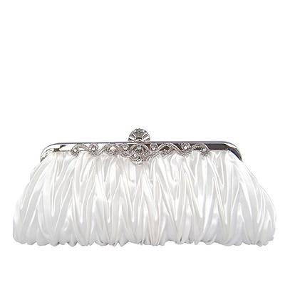 Handtaschen Hochzeit/Zeremonie & Party Seide Stutzen Verschluss Prächtig Clutches & Abendtaschen (012186085)