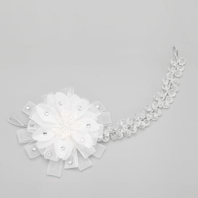 """Stirnbänder Hochzeit/besondere Anlässe/Party Kristall/Legierung 9.65""""(Ungefähre 24.5cm) 3.35""""(Ungefähre.8.5cm) Kopfschmuck (042154845)"""