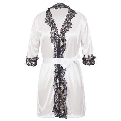 Ropa de dormir Lässige Kleidung Weiblich Lace/Viscosefaser Anhänger Lingerie (041192498)