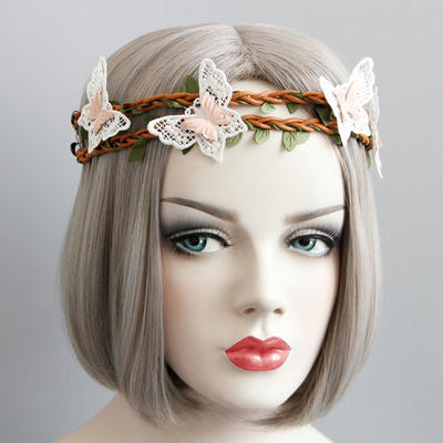 "Headbands Special Occasion/Carnival Lace 15.75""(Approx.40cm) 1.77""(Approx.4.5cm) Headpieces (042158797)"