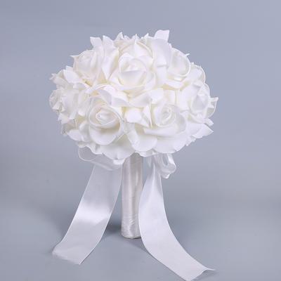 """Bridal Bouquets Free-Form Wedding/Party Foam 8.66""""(Approx.22cm) Wedding Flowers (123190463)"""