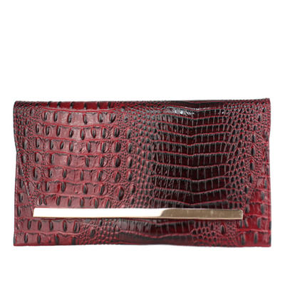 Clutches Wedding/Ceremony & Party PU Magnetic Closure Fashional Clutches & Evening Bags (012184550)