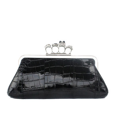 """Clutches Wedding/Ceremony & Party/Casual & Shopping PU Elegant 11.81""""(Approx.30cm) Clutches & Evening Bags (012186105)"""