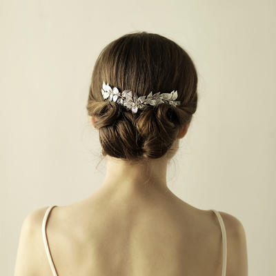 """Combs & Barrettes Wedding/Special Occasion/Party Alloy 6.69""""(Approx.17cm) 1.97""""(Approx.5cm) Headpieces (042159144)"""