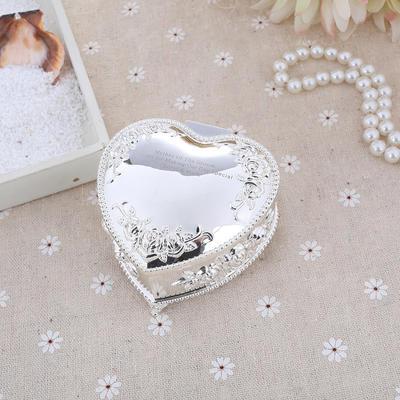 "Jewelry Box Alloy Ladies' Personalized 3.15""(Approx.8cm) Wedding & Party Jewelry (011165012)"