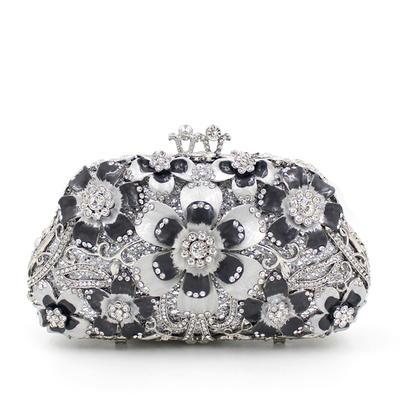 Handtaschen Hochzeit/Zeremonie & Party Composites Busseln Arretieren Verschluss Elegant Clutches & Abendtaschen (012187936)