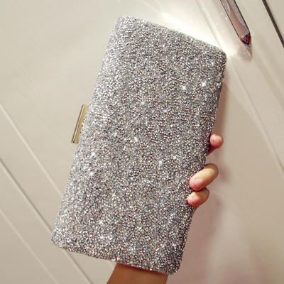 """Clutches Wedding/Ceremony & Party Alloy Delicate 8.67""""(Approx.22cm) Clutches & Evening Bags (012187142)"""