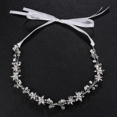Headbands Wedding Alloy Elegant (Sold in single piece) Headpieces (042159105)