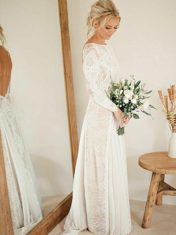 cheap beach wedding dresses plus size