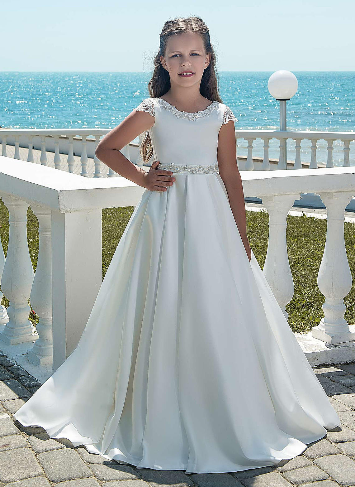84c289a8778 Couture Princess Flower Girl Dresses - Data Dynamic AG